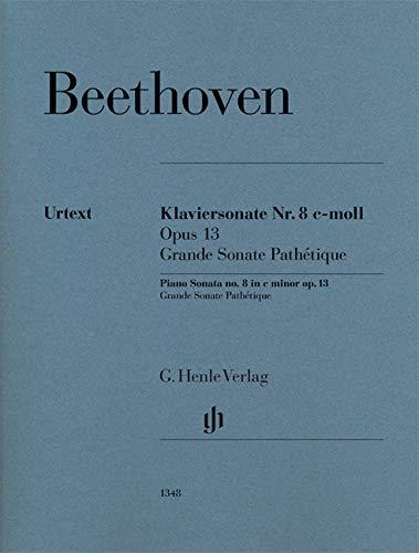 Klaviersonate Nr. 8 c-moll op. 13 (Grande Sonate Pathétique) - 13 Stock