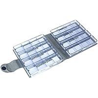 Medimax Pillen-Tablettenbox groß | 7 einzelne Pillendosen für jeden Tag der Woche plus 1 extra Dose für große... preisvergleich bei billige-tabletten.eu