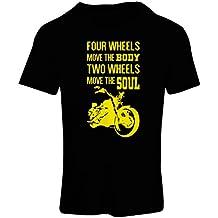 N4685F Camiseta mujer The bike t shirts