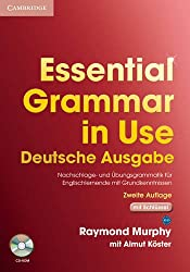 Essential Grammar in Use: Edition with answers and CD-ROM