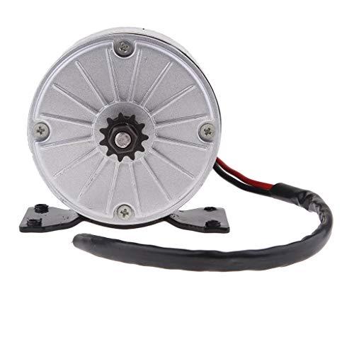 B Blesiya Elektromotor Spannung: 24V DC Leistung: 350W Größe: 95 x 75 mm / 3,7 x 3 Zoll