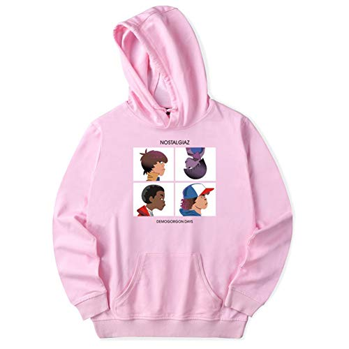 WTZFHF Unisex 3D Hoodie Kapuzenpullover Gedrucktes Sweatshirt, Plus Samt Sportpullover Hoodie Seltsame Geschichte Casual Cosplay -