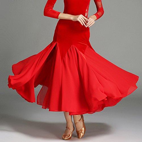 Xueyanwei Lady Classic Modern Dance Kleid Ballroom Dance -
