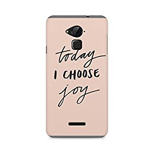 Motivate Box Joy Design, All Side Printed Hard Plastic Phone's Back case/Cover for Coolpad Note 3