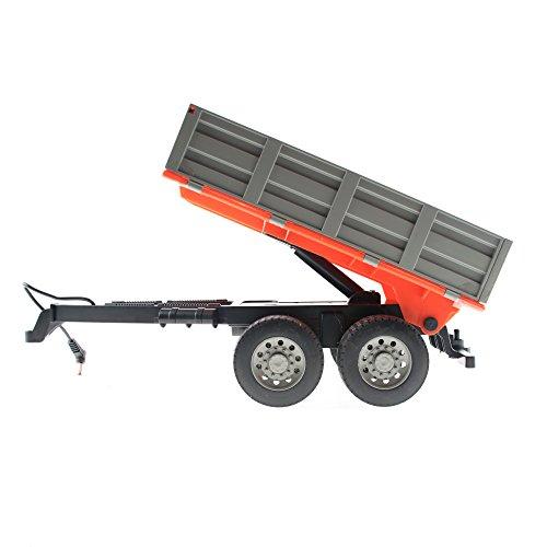 efaso S053-003 RC Anhänger mit Kippfunktion für RC Trecker Traktor S351-003