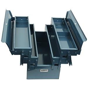 Mannesman 211-430 – Caja Herramientas Metalica 430X200X200