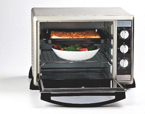 Ariete bon cousine 300 metal forno elettrico 30 lt forni for Ariete bon cuisine 250 metal