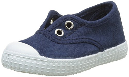 Chipie Unisex-Kinder Josepe 3 Flach, Weiß, 19 EU Blau (Marineblau)