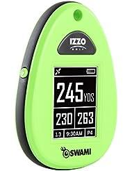 Izzo Swami Sport - Telémetro de golf, color verde