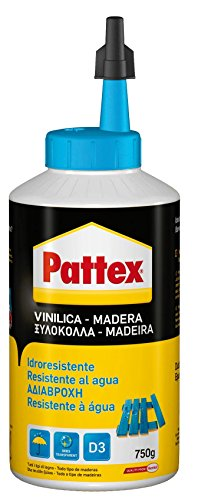 Pattex 1419312 vinilica idroresistente, 750 g