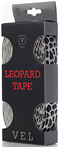 VEL Leopard Bar Tape -