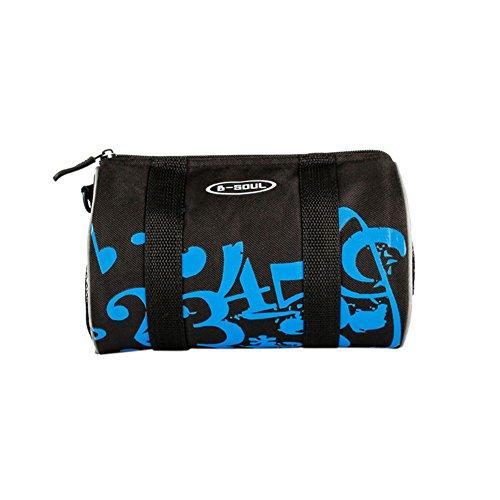 Cocohot Fahrrad Taschen Gepäckträger Wasserdicht Blau