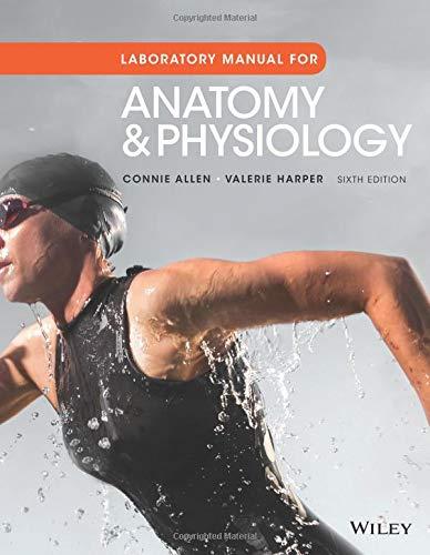 Laboratory Manual for Anatomy and Physiology, Loose-Leaf Print Companion
