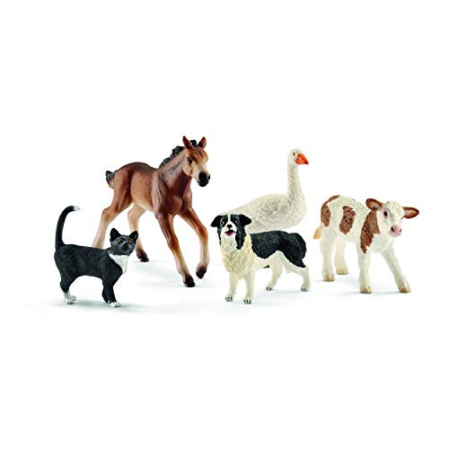 Schleich 42386 - Farm Word Tier-Mix - Spielzeug -
