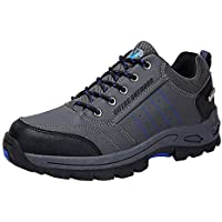Schuhe Herren Sportschuhe Sneaker Running Männer Wanderschuhe Outdoor Rutschfeste Trekking Jagd Tourismus Berg Sneakers