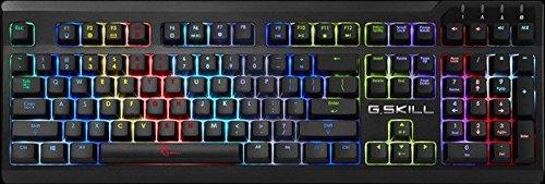G.Skill KM570 USB Tedesco Nero