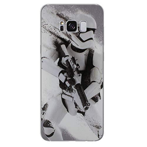 EJC Avenue Galaxy S8 Star Wars Silikon Phone Hülle Gel TPU Case für Samsung Galaxy S8 (G950) / Bildschirmschutz + Tuch/Star Wars Stormtrooper