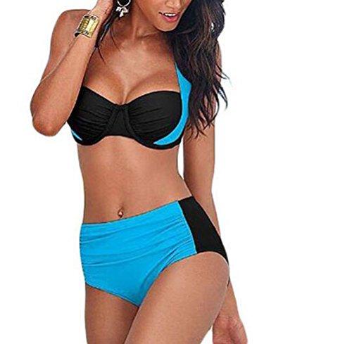 sunifsnow-bikini-traje-de-dos-piezas-basico-sin-mangas-para-nina-azul-azul