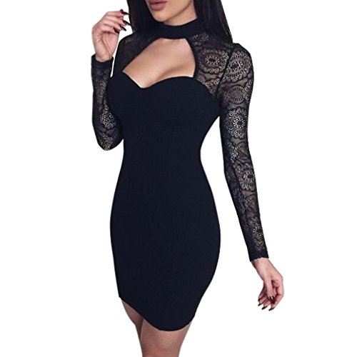 Kleid DELLIN Mode Damen Sexy Bodycon Kleid Damen -