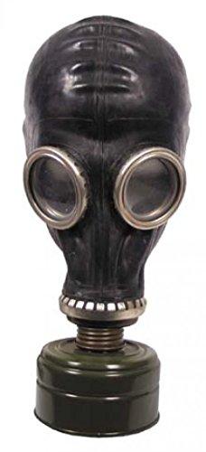 NVA Schutzmaske SchM-41M Schwarz Verkauf nur in EU