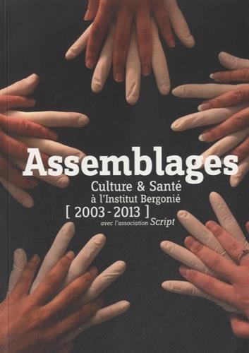 Assemblages : Culture & santé à l'Institut Bergonié, 2003-2013