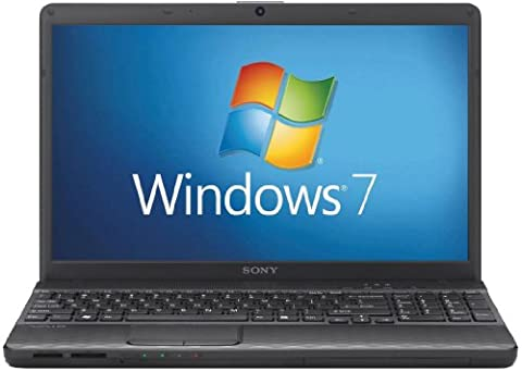 Sony Vaio VPCEH1S8E/B.CEK E-Series 15.5 Inch Laptop (Intel Core i5
