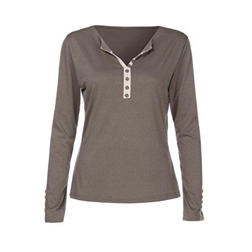 HLHN Camicia - donna Khaki