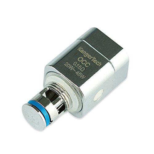 E-Zigarette-Verdampfer-Coil-Subtank-OCC-Ni200-Verdampferkopf-5-Stck