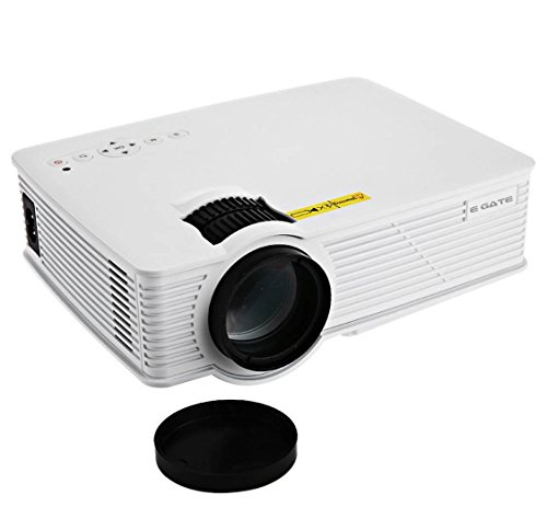 Egate i9 LED Projector (White)