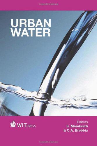 Urban Water: 122 (WIT Transactions on the Built Environment)