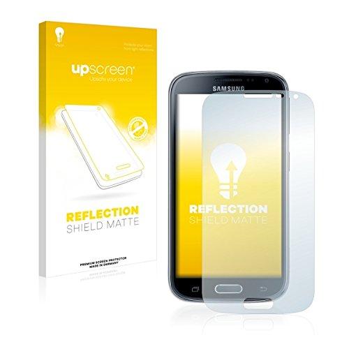 upscreen Reflection Shield Matte Bildschirmschutz Schutzfolie für Samsung Galaxy K Zoom SM-C115 (matt - entspiegelt, hoher Kratzschutz)