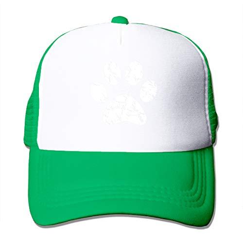 Osmykqe Gengar Halloween Face Summer Trucker Cap Baseball Caps Ideal für Outdoor-Sportarten