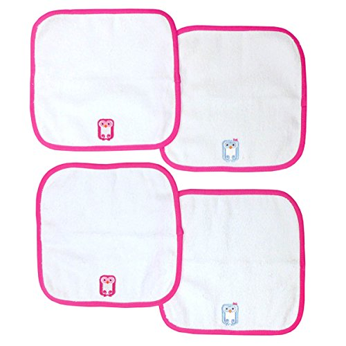happy-chic-by-jonathan-adler-embroidered-woven-terry-washcloth-set-pink-owl-4-count