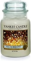 Yankee Candle All is Bright Jar Candle - Large