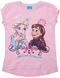 Disney Frozen-Forever-Kids T-Pink, Survêtement Fille