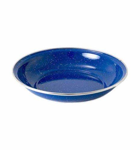 Pioneer Blue Enamelware Cereal Bowl by GSI - Gsi-enamelware