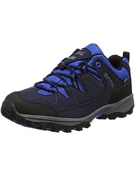 Regatta Unisex-Kinder Holcombe Low Jnr Schuhe mit Niedrigem Anstieg