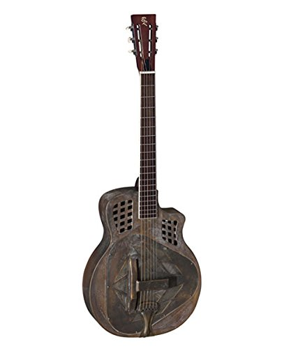 Baton Rouge 112128 RR71TC / 14-CR Resonator-Gitarre