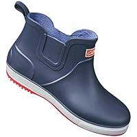 Xinwcang Stivali Bassi per Uomo Antiscivolo Impermeabili Chelsea Boots  Stivaletti da Moda 5e083f5dac1