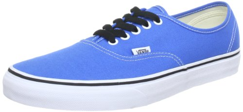 Vans U Authentic - Baskets Mode Mixte Adulte Bleu (French Blue/Tru)