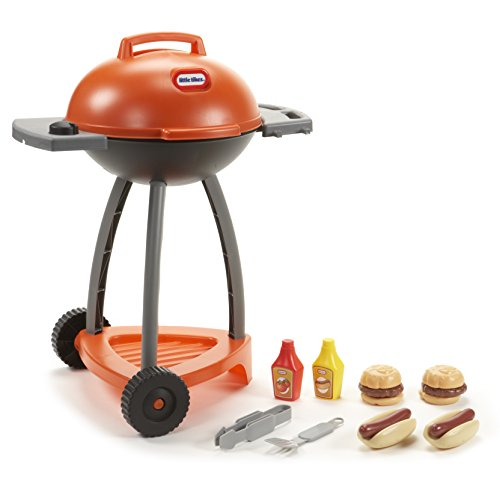 little tikes 0733001 - Barbecue Grill, Küchenspielzeug (Grill Little Tikes)