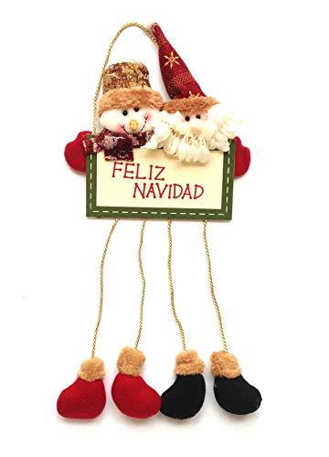 Papá Noel ,colgante de Navidad decoración Navidad,HC Enterprise