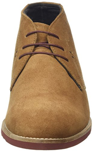 Red Tape Herren Dorney Desert Boots Braun (Braun Wildleder)