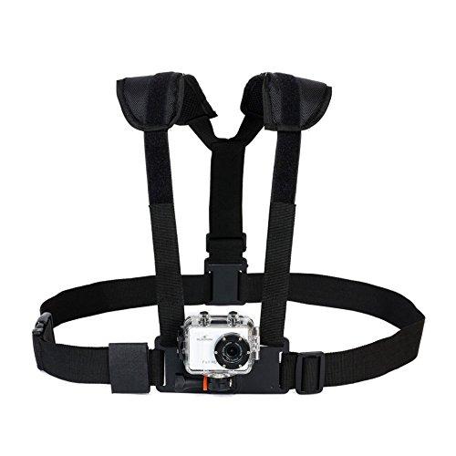 Bluestork Industry BS-PACE/CHEST - Harnais pectoral pour caméra de sport