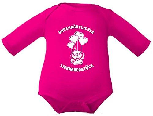 Baby Body 1/1-Arm (Fb. fuchsia) (Gr.62) Unverkäufliches Liebhaberstück / COOK