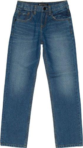 Billabong The Point - Jeans ragazzo, Blu (double dark use), 10