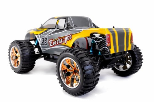 Amewi Monstertruck Torche Pro Brushless - 3