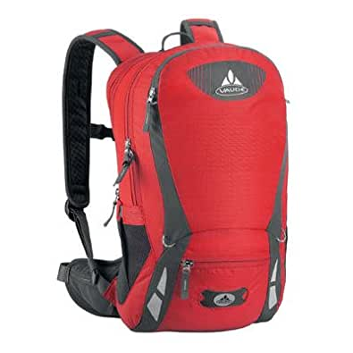 Vaude Rucksack Hyper Air 14+3 red/anthracite