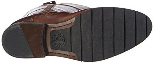 Sebago Nashoba Rider, Boots femme Marron (Cognac Leather)