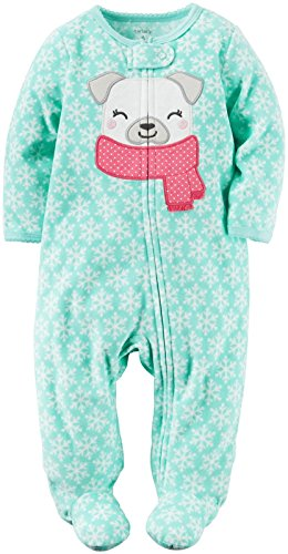 carters-grenouillere-bebe-fille-0-a-24-mois-turquoise-turkis-weiss-turquoise-